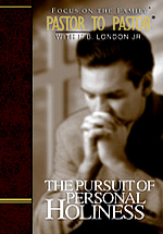 The Pursuit of Personal Holiness